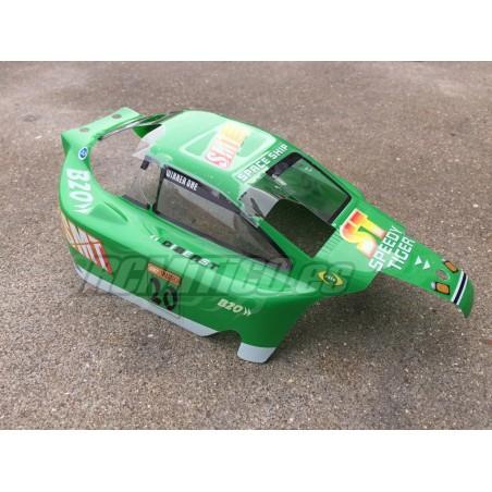 30205 - Buggy 1/10 SMARTECH Body - Green