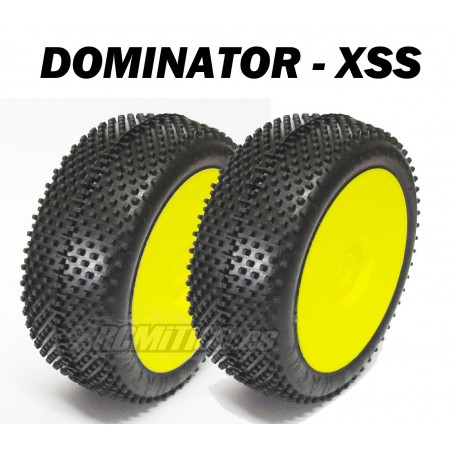 SP08500 - Ruedas TT 1/8 DOMINATOR - Super Soft x2 uds.
