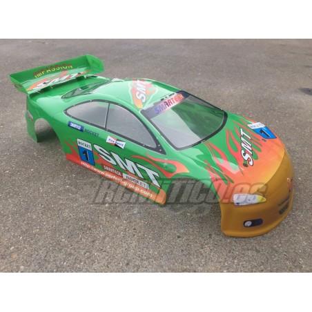 30206 - Carroceria Touring 1/10 SMARTECH - Verde