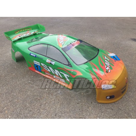 30206 - Touring 1/10 SMARTECH Body - Green