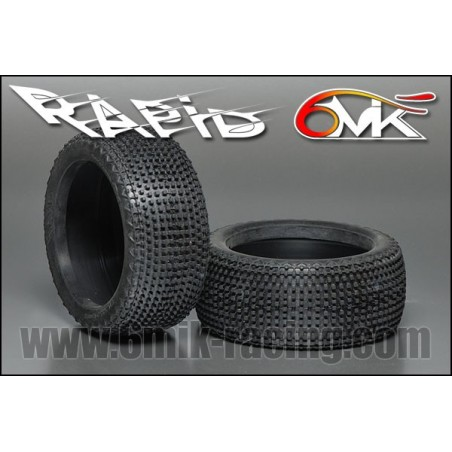 6MIK Rapid tire x2 pcs