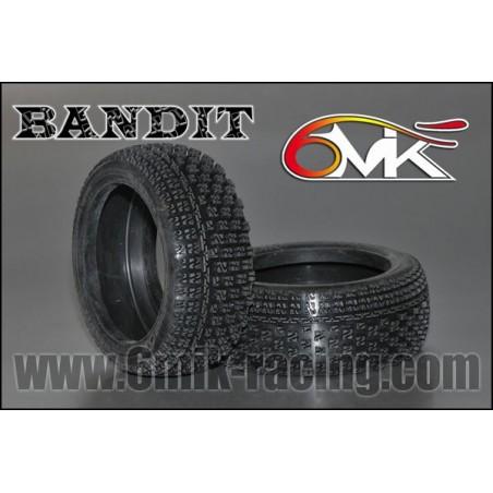 6MIK Bandit tire x2 pcs