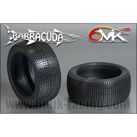 6MIK Barracuda tire x2 pcs