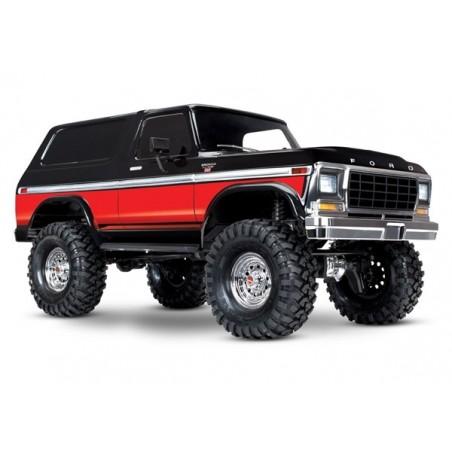 Traxxas TRX-4 Ford Bronco Ranger XLT Crawler