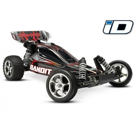 Traxxas Bandit XL-5 RTR TQ 2.4 Ghz (Rojo-Gris)