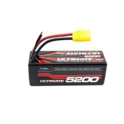 ULTIMATE LiPo Stick 14.8v 5200 mAh 60C with XT90