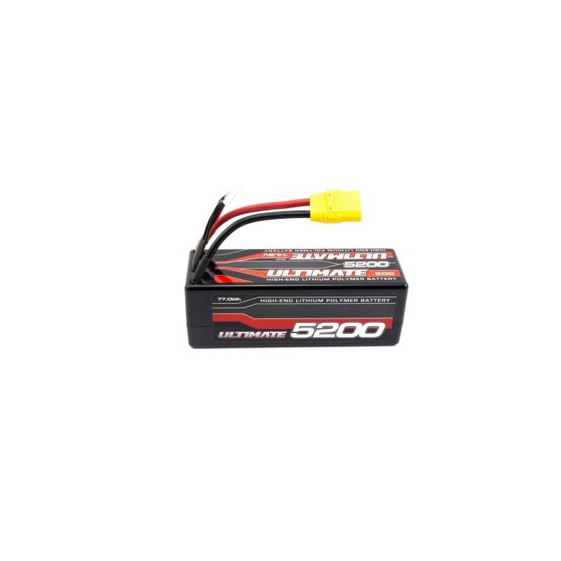 ULTIMATE LiPo Stick 14.8v 5200 mAh 60C con XT90