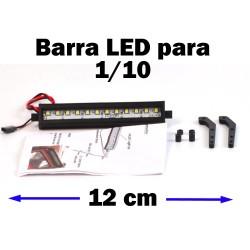 Barra de LED para Crawler RC