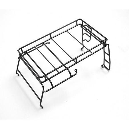 1/10 Roof Rack with Window Guard for Gelande II D90