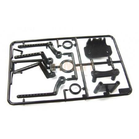 50850 - Tamiya M-04 E Parts (Body Mount)