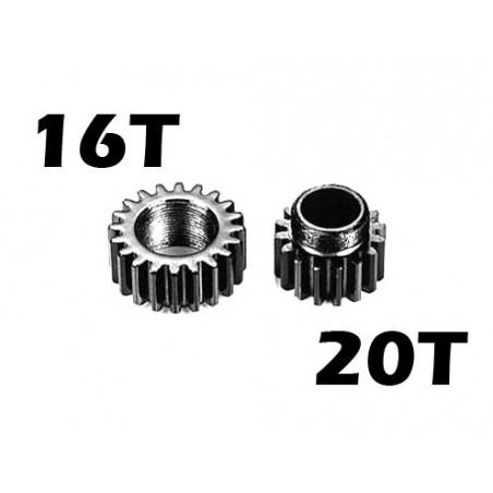 53362 - RC TG10 2-Speed Pinion Gear - (16T, 20T)