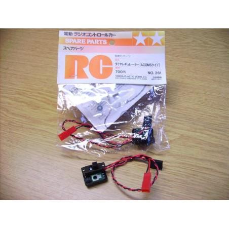50261 - RC Battery Eliminator Acoms - SP1261