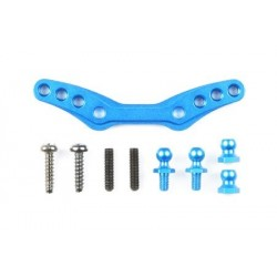 54236 - RC M05 Front Alum Damper Stay - Blue