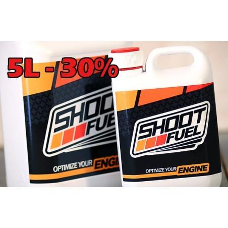 Combustible SHOOT FUEL 5 Litros 30%