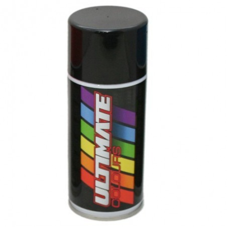 Spray Negro para Lexan 150 ml - Ultimate Racing