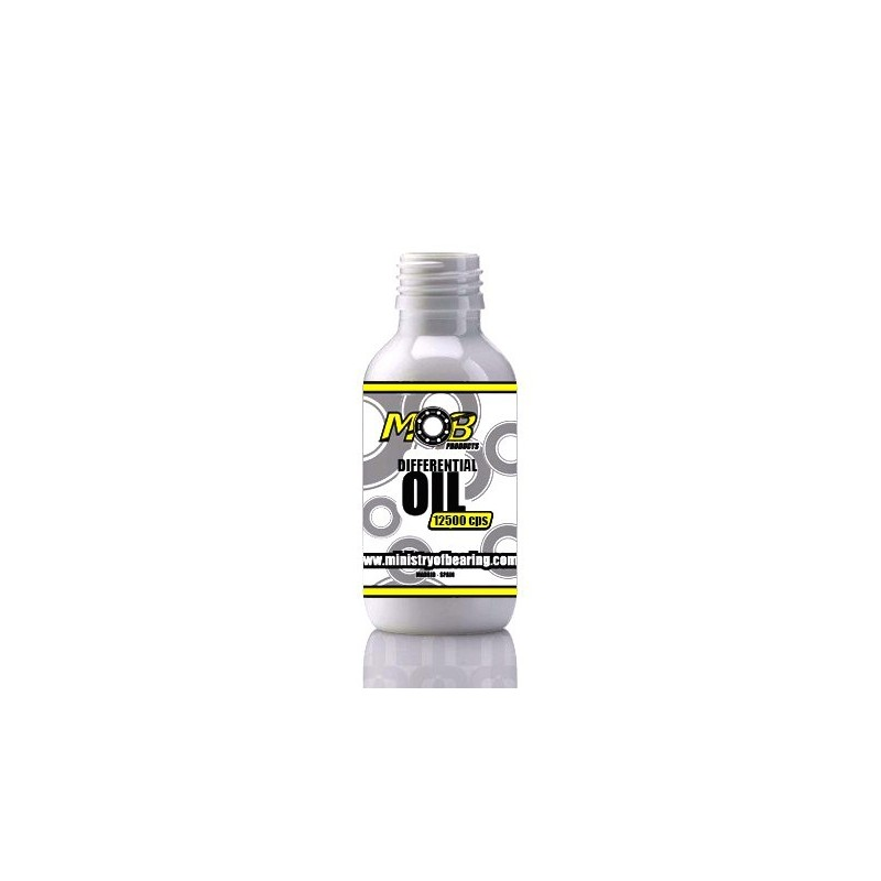 Silicona de diferencial 12500CPS Ministry of Bearing 80ML