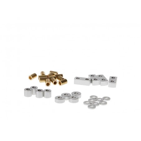 GM52135S - Metal Spacers for GS01 Leaf Spring KIT