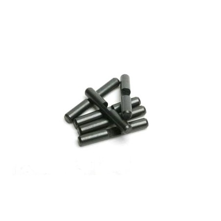 97001 - Bevel shaft 4x27 mm - 6 pcs