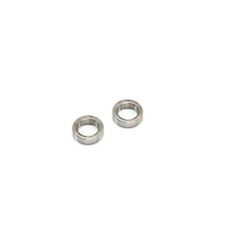 BRG014 - Ball Bearing 10x15x4 mm - 2 pcs