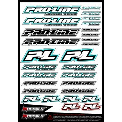 Proline Stickers 21x15 cm Pre-cut