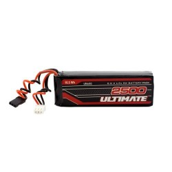 Bateria LiFe 6.6v ULTIMATE para receptor 2500mAh