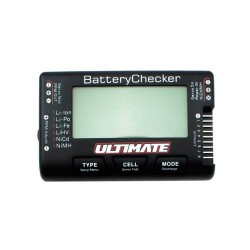 Battery Checker 2-8S - ULTIMATE