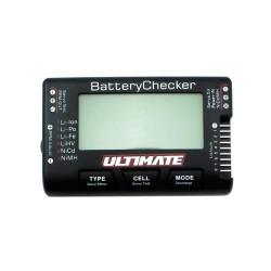 Comprobador de baterias ULTIMATE 2-8S