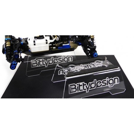 Car Stand 1/8 Buggy and Truggy - Bitty Design