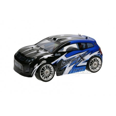 Himoto Driftx 1/18 RC Brushed Drift E18DT RTR