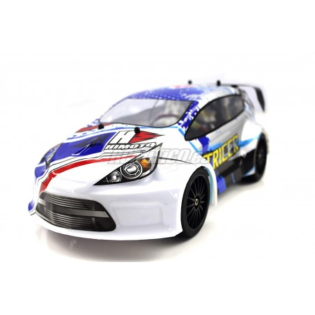 Himoto Tricer 1/18 Brushless Rally E18ORL RTR