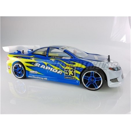 Himoto Nascada 1/10 Brushless On Road RTR