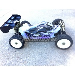 Buggy Edam 1/8 electrico Transmision por correas - KIT