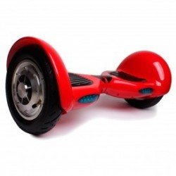 "Balance Scooter 10"" con Bluetooth ROJO"