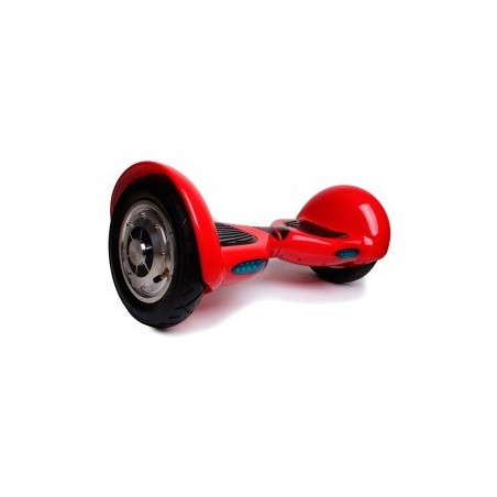 "Balance Scooter 10"" con Bluetooth ROJO"