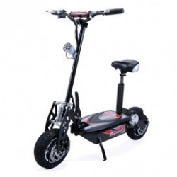 Brushless electric Scooter with seat 1600W brushless 48V/12Ah