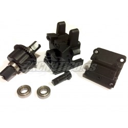 Front Rear Gear Box complete SET for HSP GT