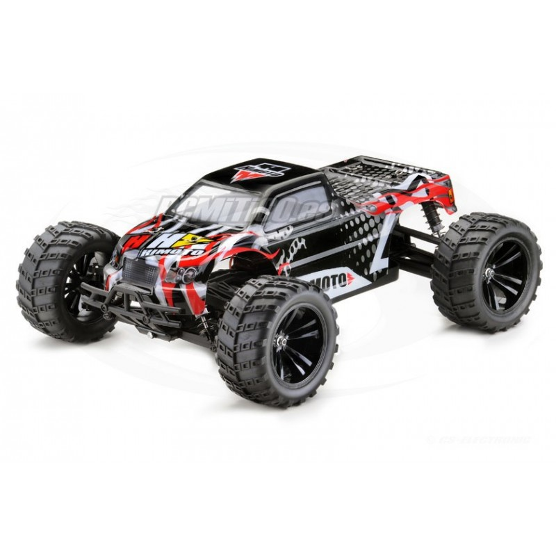 Himoto Bowie 1/10 Brushled Monster Truck RTR