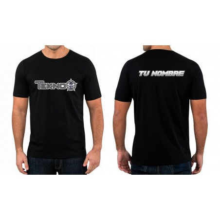 Tekno T-Shirt - customized