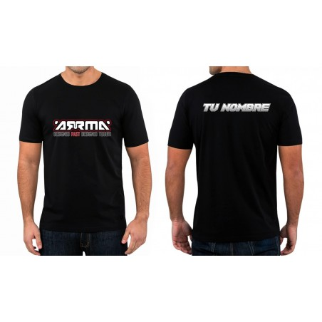 ARRMA T-Shirt - customized