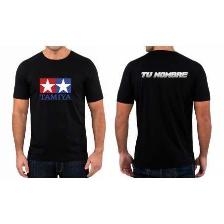 Tamiya T-Shirt - customized