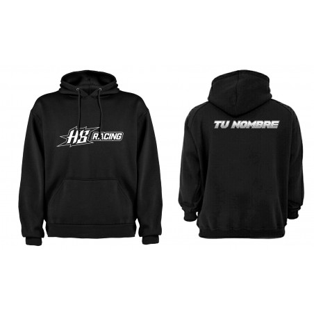 HB Racing Hoodie - customized