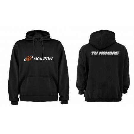AGAMA Hoodie - customized