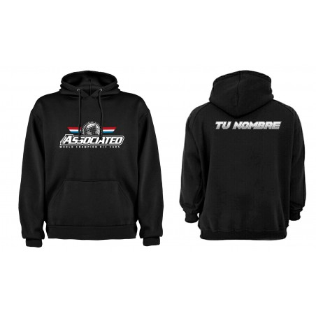 Sudadera Associated personalizada