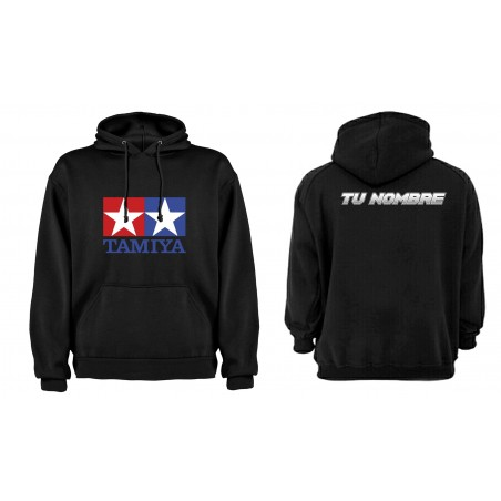 Tamiya Hoodie - customized
