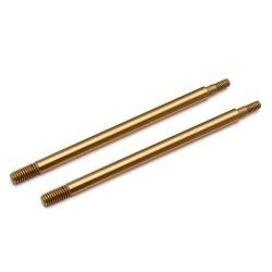 AS81171 - Vastagos traseros 39.5 mm RC8B3/3.1