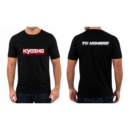 Kyosho T-Shirt - customized