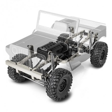 GMADE GS01 SAWBACK 4WD 1/10 Rock Crawler KIT
