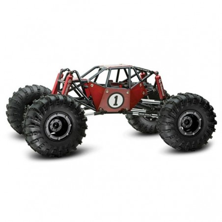 GMADE 1/10 R1 Rock Buggy Crawler KIT - Clear Body