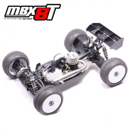 Mugen Truggy MBX8T 1/8 Nitro Kit