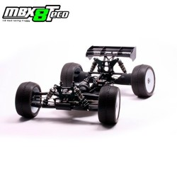 Coche 1/8 Off Road MBX8T Truggy ECO Mugen - KIT
